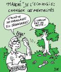 Les consommateurs français de plus en plus écolos