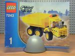 Lego city n° 7243 de 2005 - Construction set.