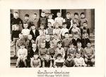 Ecole primaire - CE2 de Mme Greffioz - Ugine - 1955