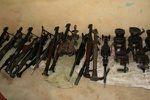 Livraison d'armes de guerre au port de Pointe-Noire et à l'aéroport d'Ollombo