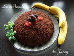 Maulwurfkuchen mit Eva´s Marmelade
