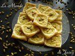 Puddingteilchen arabisch