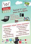 La Fête de l'Internet 2010 c'est le 27 mars à La Possession