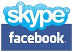 Un accord permettant à Facebook d'ajouter des fonctions Skype en vue