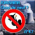 FUKUSHIMA - 10 mai 2011 - Quoi de neuf N°47 - Dernières nouvelles - NATURE(S)