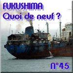 FUKUSHIMA - 8 mai 2011 - Quoi de neuf N°45 - Dernières nouvelles - NATURE(S)