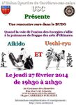 [Annonce] Cours commun Aikido/Uechi-ryu - 27 février 2014