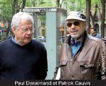 Paul Desalmand : promenade immobile avec Patrick Cauvin