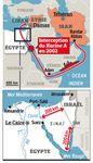Iran : deux navires demandent à franchir le canal de Suez