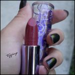 Rouge a levres Urban Decay Requiem + look simple