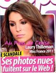 [photos] Laury Thilleman, Miss France 2011 : ses photos nues sur Internet