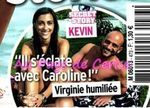 [photos] Secret Story 6 : Kevin, il s'éclate avec Caroline ! Virginie humiliée !