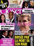 [photo - audio] Julie dans Closer : Je ne suis pas amoureuse de Senna...