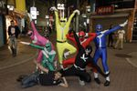 FRENCH SUPER HEROES IN TOKYO