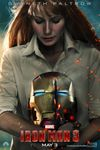 Iron man 3 : 2 new posters