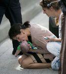 L'incroyable sauvetage d'un bébé au bord d'une autoroute