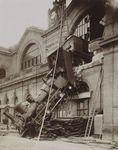 L'accident ferroviaire de la gare Montparnasse