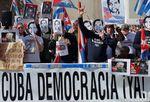 Opositores cubanos recuerdan a Zapata en Madrid un año después de su muerte