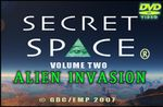 SECRET SPACE II : Alien Invasion