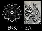"""EA - ENKI"" - ASCII code was drawn in Crop Circle at Poirino, Italy on June 20, 2011"