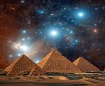 Egyptian Pyramids, Orion's Belt theory