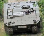 Specialist Vehicle pulls more than its weight in trials for British Army