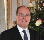 S.A.S. le Prince Albert II à 'la Convention Internationale Biomarine' à Nantes