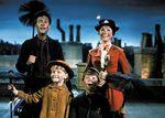 Marry Poppins de Disney le Jeudi 3 Janvier 2013 sur W9