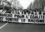 La marche pour l'égalité et contre le racisme : le 30ème anniversaire.