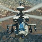 Apache Longbow Helicopter Upgrade Launches the Future of Airborne UAV Management