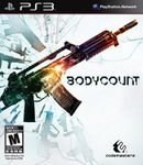 Test : Bodycount (PS3)