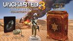 Uncharted 3 : Edition collector dévoilée
