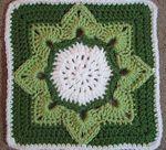 Crochet : Carré 37 & 38