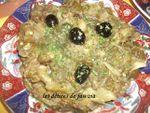 Salade de Poivrons/Aubergines