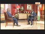 Un an après l'investiture du Président OUATTARA, il répond aux questions d'Alain FOKA