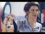 Marina Foïs et ses 40 ans