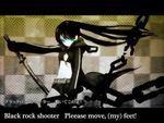 Black Rock Shooter de Miku Hatsune