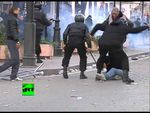 Fresh fierce clashes in Tunisia as cops fire tear gas, govt dismissed