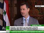 Entretien exclusif du Président Bachar al-Assad avec la Chaîne Russia Today