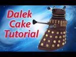 [Tuto] Comment faire un gâteau Dalek en chocolat