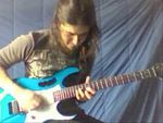 Steve Vai For The Love Of God (Cover by Cesar Huesca)