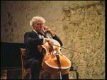 Paul Tortelier plays Bach - Sarabande