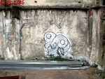 Graffitis animés