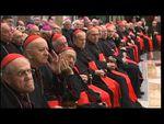 Les vœux du Pape François à la Curie romaine