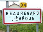 Rando à Beauregard l'Evêque.