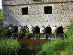 pont lavoir pigeonier de Veyrac