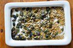 Graines de courge, tournesol et sarrasin décortiqué à l'huile d'olive [Apéro]