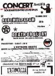 Débat et concert antifasciste le 28 avril