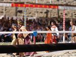 Spectacle équestre historique cité de carcassonne
