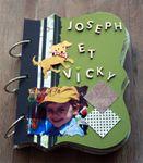 Joseph et Vicky...
